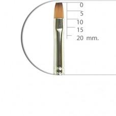 Pennello Speciale Micro Pittura Piatto 6